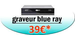 graveur blue ray