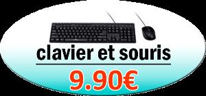 clavier + souris